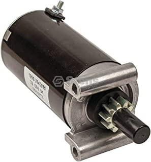 Kohler 32 098 08-S Electric Starter, Black