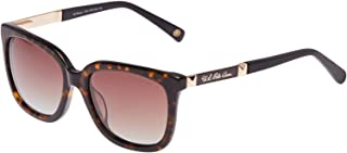 U.S. Polo Assn. Square Women's Sunglasses - 1708-56-17-135mm