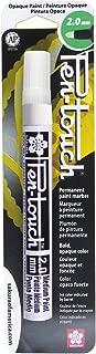 Sakura 42580 Blister Card Pentouch Ink Marker, Medium, White