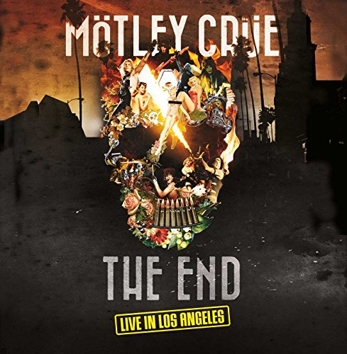 The End Live In Los Angeles (2Lp+Dvd)