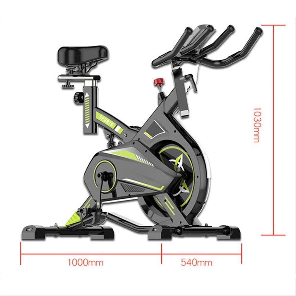 Bicicleta de spinning Fitness Cardio Weightloss Workout Machine ...