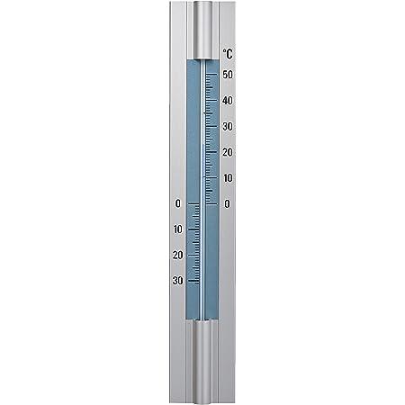 TFA 12.2045 - Termómetro de exterior e interior