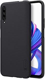 Nillkin Huawei Honor 9X Pro Mobile Cover Super Frosted Hard Phone Case with Stand - Black