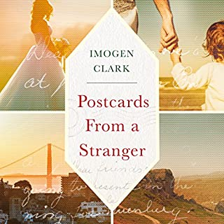 Postcards from a Stranger                   By:                                                                                                                                 Imogen Clark                               Narrated by:                                                                                                                                 Henrietta Meire                      Length: 10 hrs and 11 mins     38 ratings     Overall 4.3