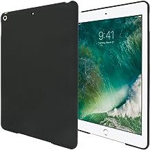 iPad 9.7 ケース マットブラック apple 耐衝撃 薄型 耐熱性 シンプル カバー ハードケース ポリカーボネート【Timber】