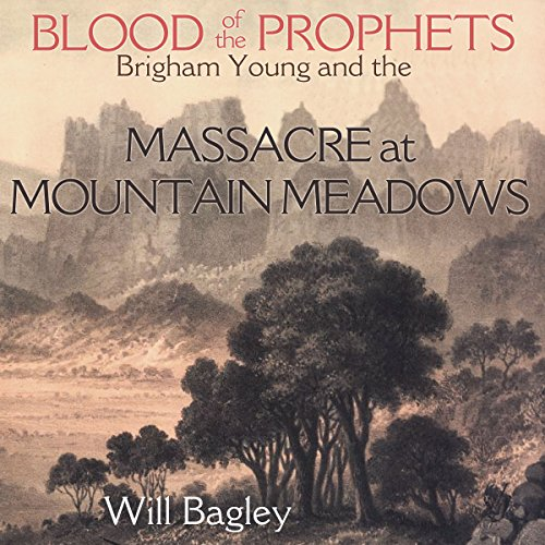 Blood of the Prophets audiobook cover art