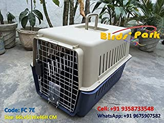 Dog Flight Carrier Imported IATA Approved for Pups & Cats