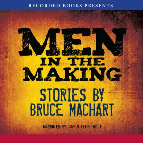Men in the Making cover art