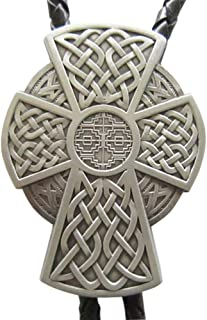 dbc8c4223283 New Vintage Celtic Cross Bolo Tie also Stock in US