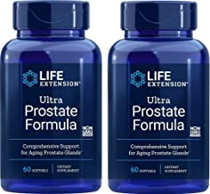 Life Extension Ultra Prostate Formula, 60 Softgels - 2 Pack