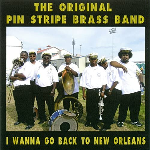 The Original Pin Stripe Brass Band
