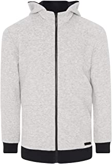Connor Men's Harper Sweat Jacket Polyester Blend Regular Hoodies Sizes XS-3XL Affordable Quality with Great Value