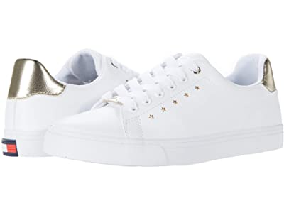 Tommy Hilfiger Loto 2 (White Multi II) Women