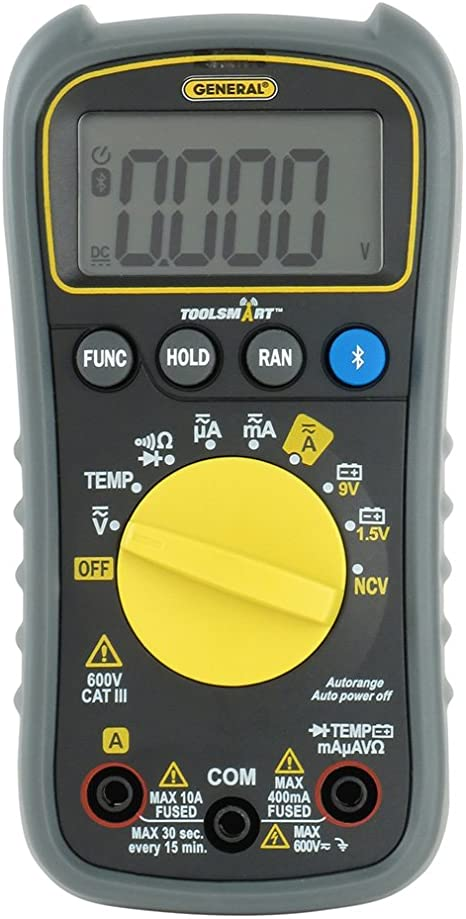 General Tools DCM4300 Digital Conductivity Meter