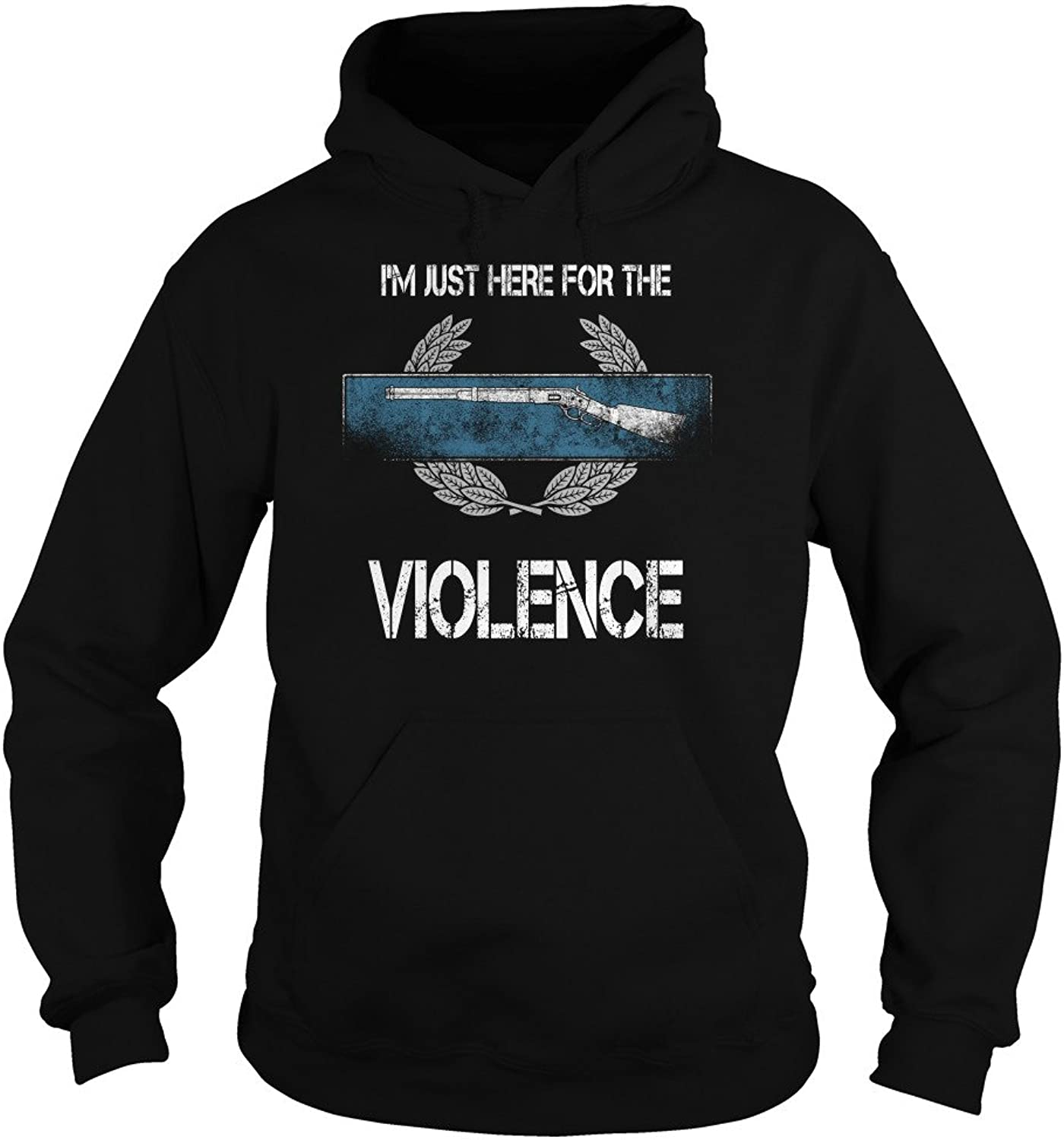 I'm just here for The CIB Violence T-Shirt