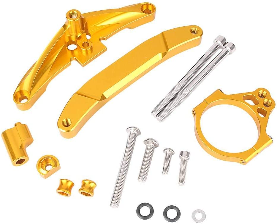 Three T Motorcycle Steering Damper Stabilizer Bracket Ranking TOP8 Control Recommended Mo