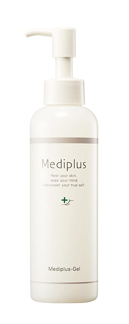 悲観主義者子供っぽい入浴mediplus メディプラス オールインワンゲル メディプラスゲル 180g 約2ヶ月分