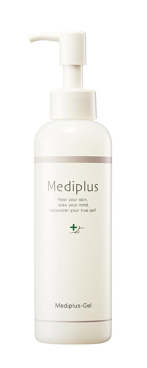 汚す賞賛根絶する【Mediplus+】 メディプラスゲル オールインワン ゲル 180g [ セラミド 保湿 美容液 ]