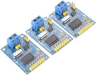 XCSOURCE 3pcs MCP2515 CAN Bus Module TJA1050 Receiver SPI for Arduino 51 MCU ARM Controller Development Board TE534