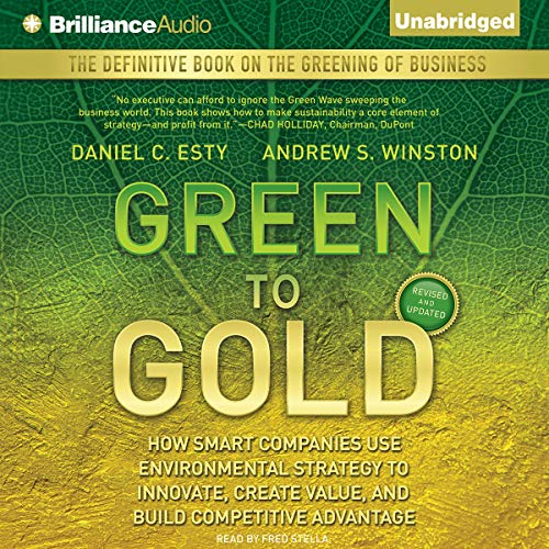 Green to Gold Titelbild
