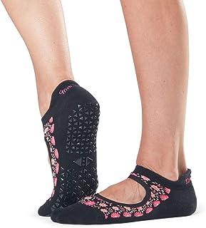 Tavi Noir Women's Emma Non-Slip Socks (Soire) Small