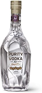 Purity Organic Vodka Ultra 34 Premium 700ml