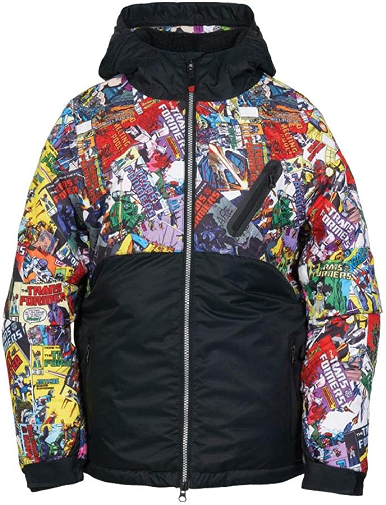 686 Youth New color Boy's Insulated Super special price Transformer Jacket