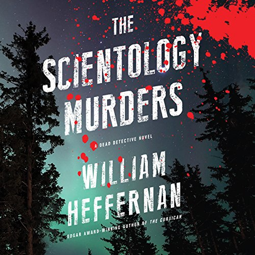 The Scientology Murders audiobook cover art
