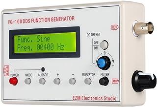 KKmoon 1HZ-500KHZ DDS funktionell signalgenerator sinus + fyrkant + triangel + sågtandad vågform