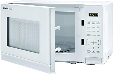 Sharp 0.7-cu ft 700-Watt Countertop Microwave