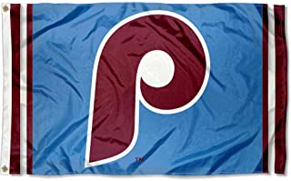 Wincraft Philadelphia Phillies Retro Vintage Logo Flag and Banner