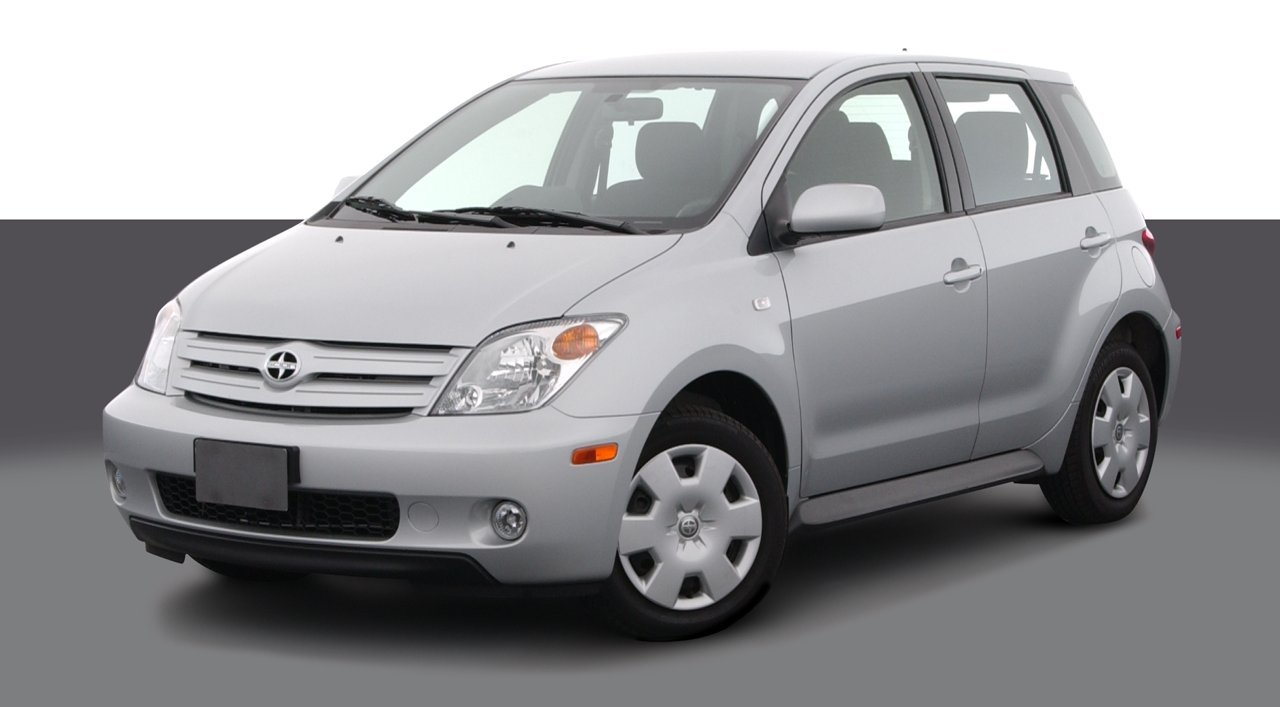 ... 2004 Scion xA, 4-Door Sedan Automatic Transmission (Natl) ...