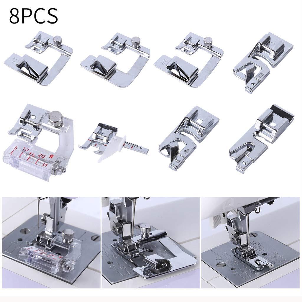 ToDIDAF - Prensatelas para máquina de coser a presión de ...