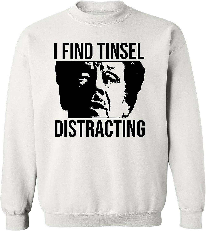 COSTANZA I FIND TINSEL Crewneck Sweatshirt