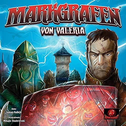 Schwerkraft-Verlag Markgrafen von Valeria
