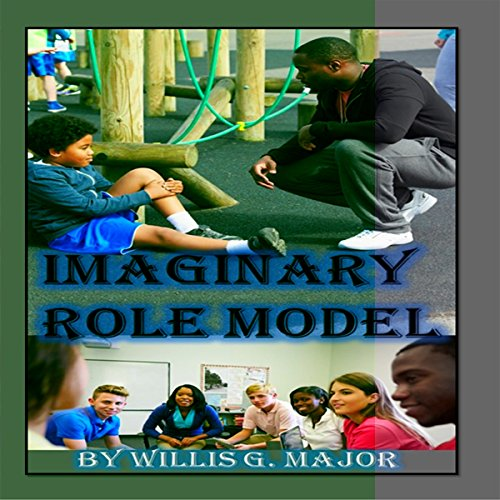 Imaginary Role Model audiobook cover art