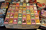 Yu-Gi-Oh! Lot de 50 Cartes Françaises sans double + 1 Carte Brillante Cadeau !