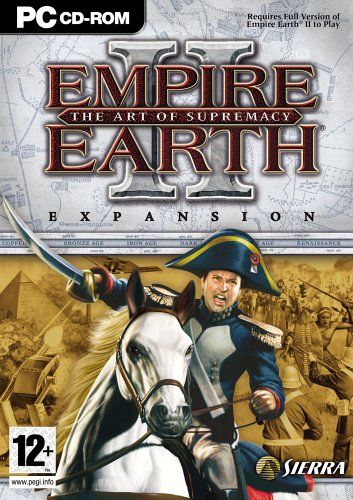 Empire Earth II: The Art of Supremacy Expansion Pack [UK Import]