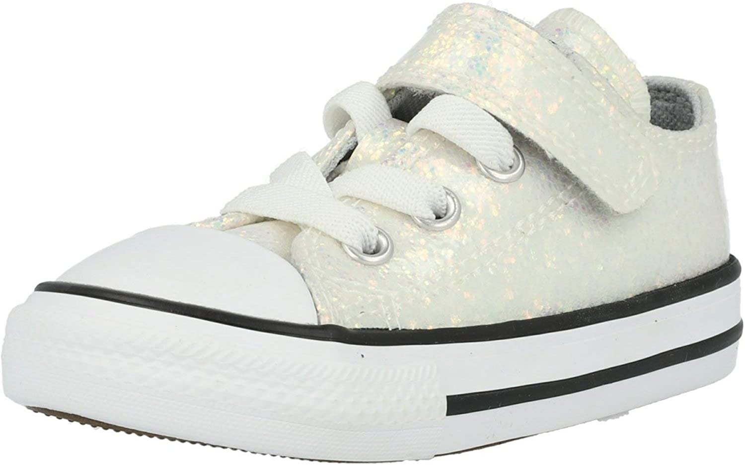 Converse Unisex-Child Chuck Taylor All Star Velcro Low Top Sneaker