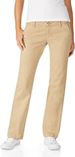 Aeropostale Womens Khaki Chino Pants