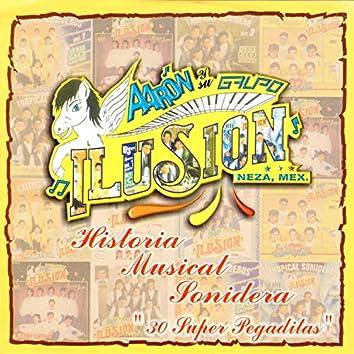 """Historia Musical Sonidera """"30 Super Pegaditas"""""""