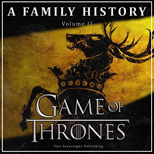 Game of Thrones: A Family History cover art