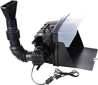 AW Portable Airbrush Spray Booth Kit w/Hose 18x11x8