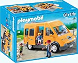 PLAYMOBIL Playmobil-6866 Autobús​ Escolar Playset, Multicolor,...
