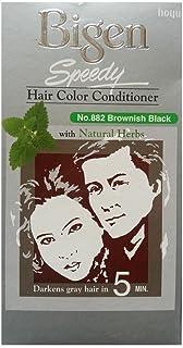 Bigen Speedy Hair Color Brownish Black 882