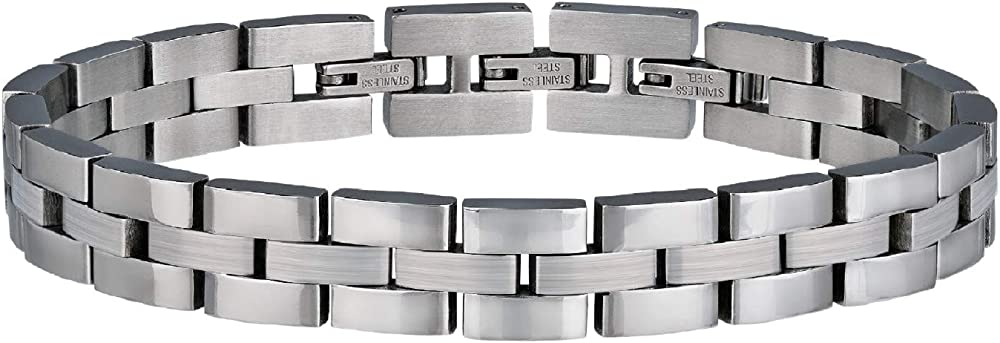Breil ,bracciale in acciaio inossidabile,per uomo TJ2861