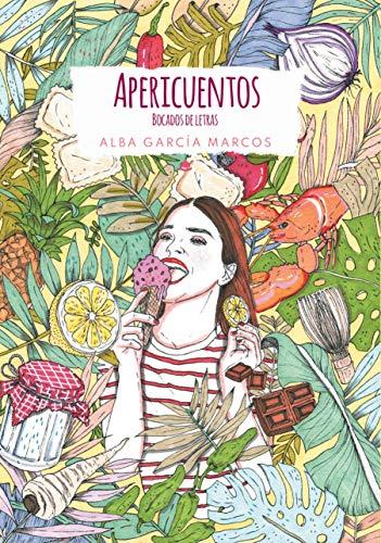 Portada del libro Apericuentos de Alba García Marcos