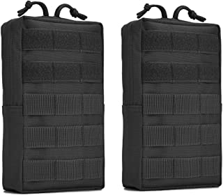 Tactical Molle Pouch Military Compact Utility EDC Pouches