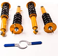 Adjustable Height Coilovers for Toyota Supra 1987-1992 JZA70 MA70 GA70 Struts Shock Absorbers Suspensions