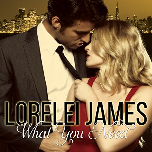 What You Need audiobook cover art